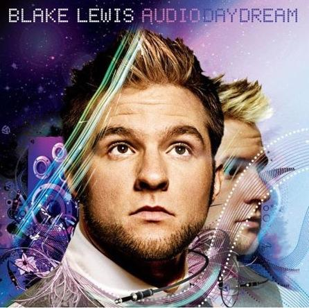 Blake Lewis Album Cover