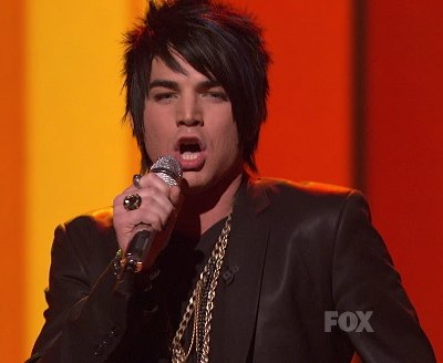 Adam Lambert Audition Photo