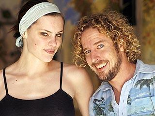 Jonny Fairplay and Michelle Deighton