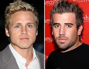 Jason Wahler, Spencer Pratt