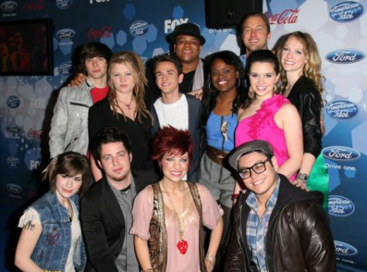 Season Nine Finalists