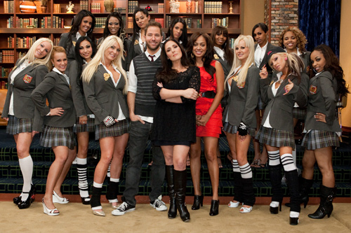 Charm School Cast Pic