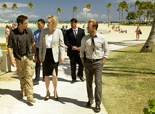 Governor and Her Team