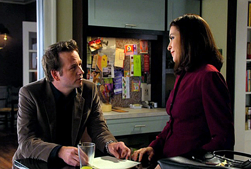 Dallas Roberts on The Good Wife