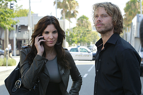 Blye and Deeks