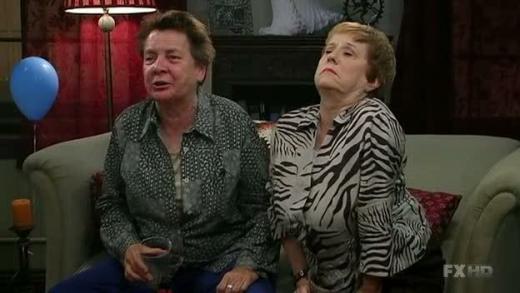 Mrs. Mac and Mrs. Kelly