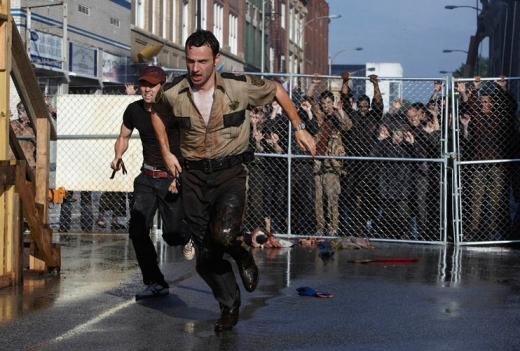 Rick on the Run