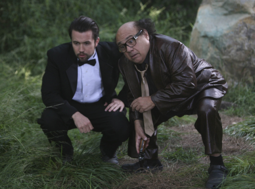Mac and Frank Stranded
