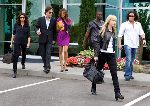 The Leverage Squad