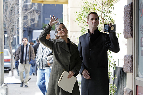 Tim and Ziva