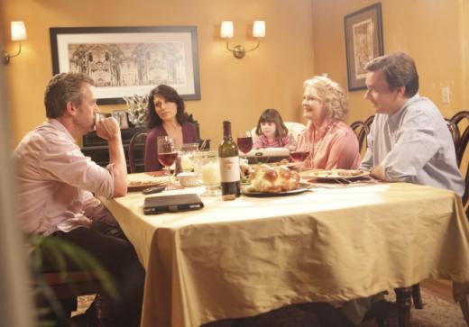 One, Big, Awkward Family