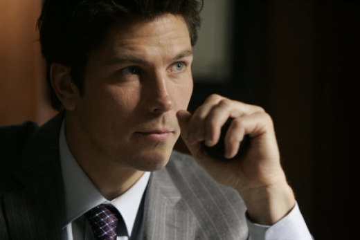Michael Trucco  on Fairly Legal