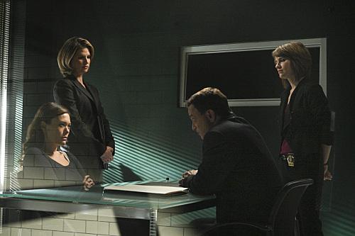 Katie Price on CSI: NY