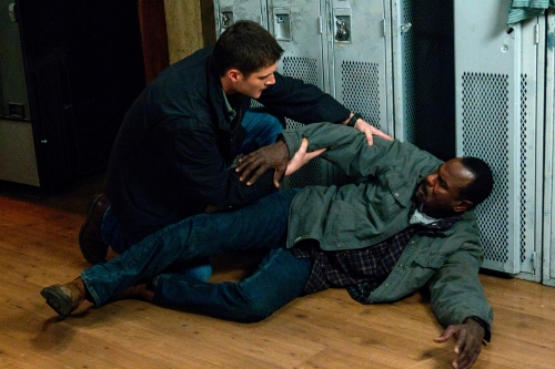 Dean and Rufus