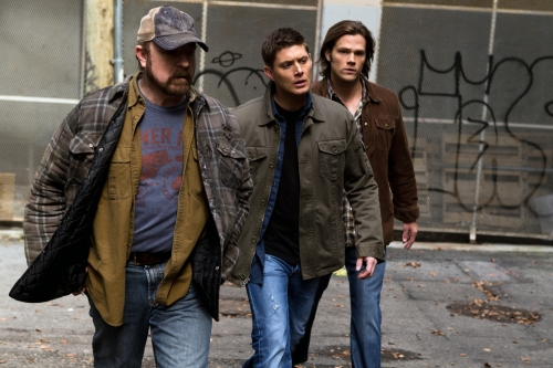 The Supernatural Trio