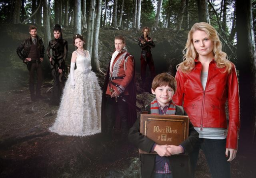 Once Upon a Time Cast Pic