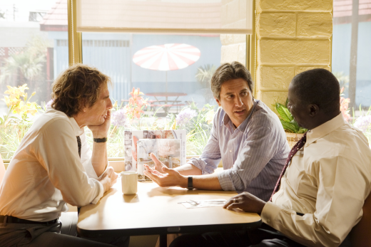 Men of a Certain Age Diner Scene