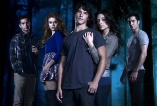 Teen Wolf Cast Photo