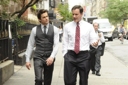 White Collar Pairing