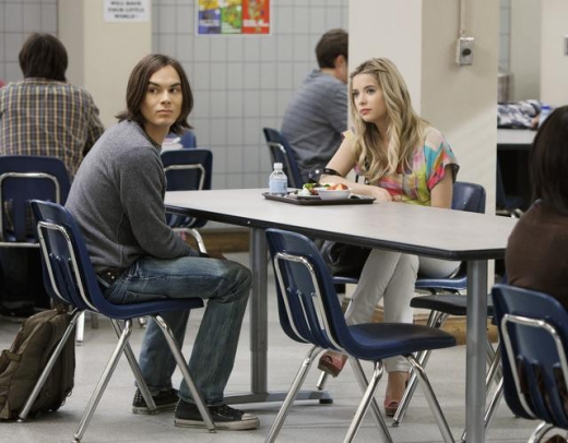 Caleb and Hanna Photo
