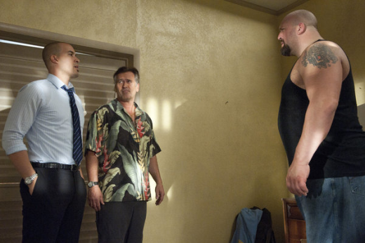 The Big Show on Burn Notice
