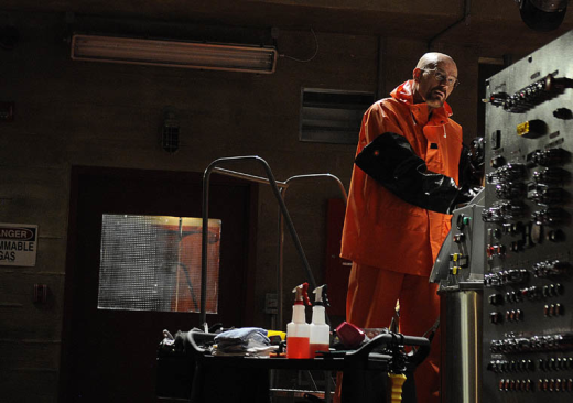 Walt in the Lab
