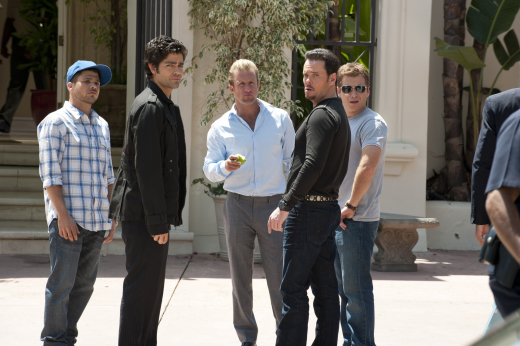 The Boys of Entourage