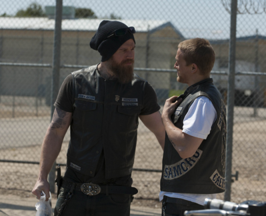 Opie and Jax
