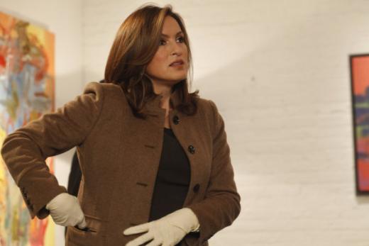 Detective Olivia Benson