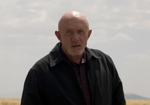 Jonathan Banks as Mike
