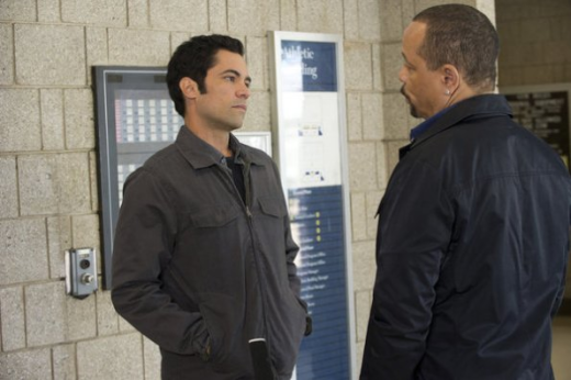 Danny Pino on Law & Order