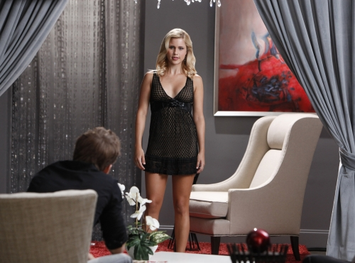Claire Holt as Rebekah