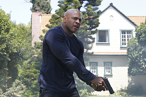 Sam Hanna in Action