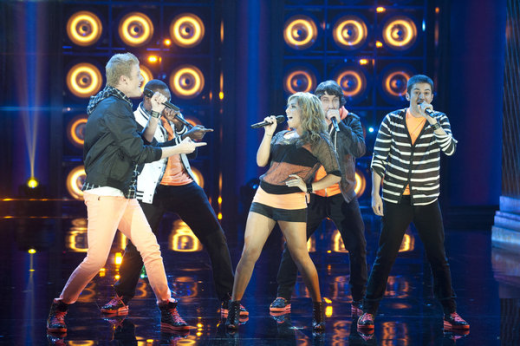 Pentatonix Performs