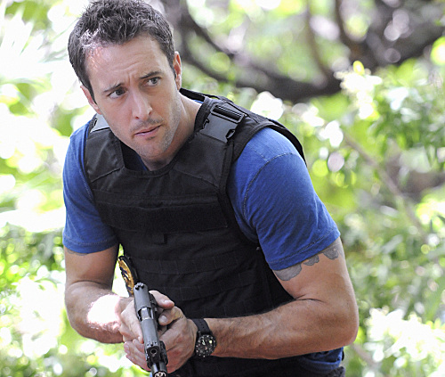 McGarrett on the Prowl