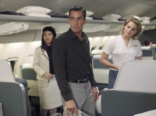 Aaron Diaz on Pan Am