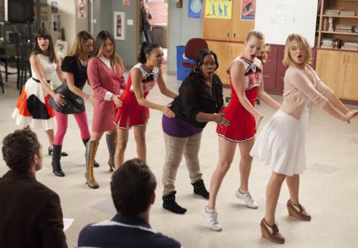 All Girls on Glee