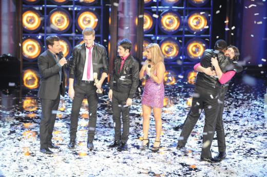 The Sing-Off Winner