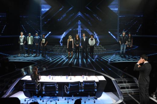 X Factor Top 7