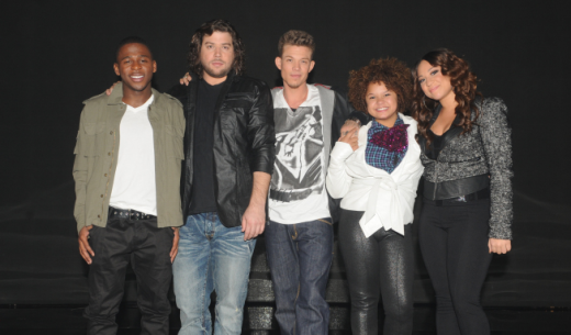 The X Factor Top 5