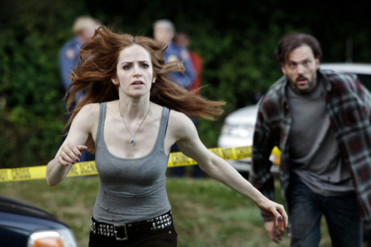 Scene from Grimm