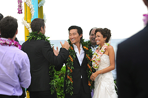 A Hawaiian Wedding