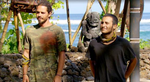 Survivor Finalists
