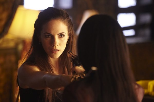 Anna Silk as Bo