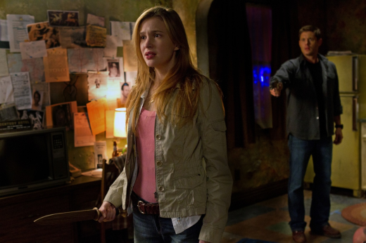 Sara Canning on Supernatural