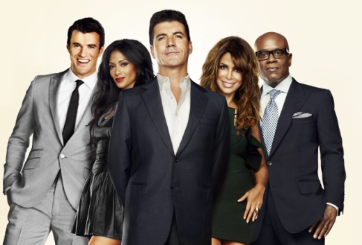 X Factor Season One Panel