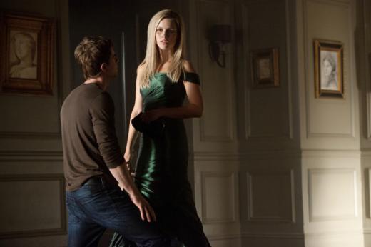 Rebekah in Green