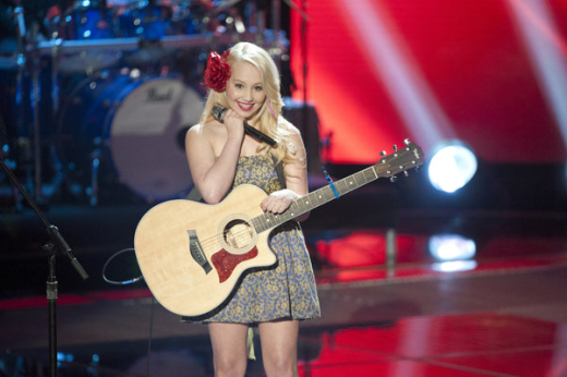 RaeLynn's Blind Audition