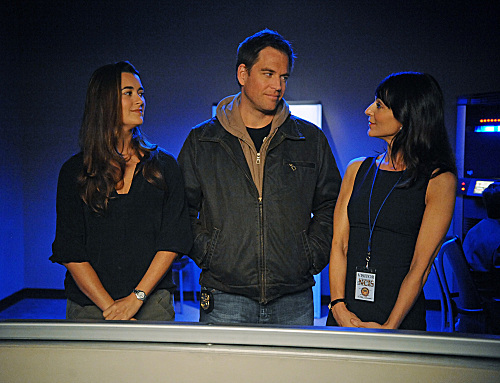 Tony, Ziva and Wendy