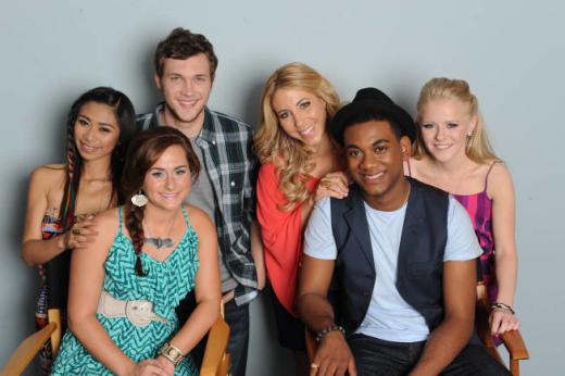 American Idol Final 6